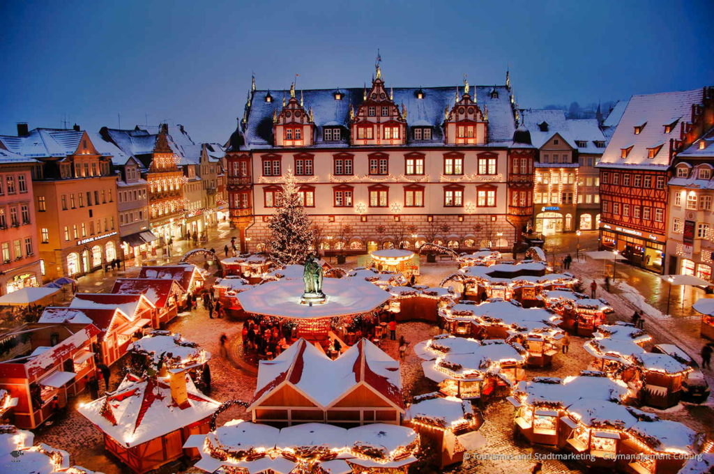 Weihnachten im Thüringer Wald 1