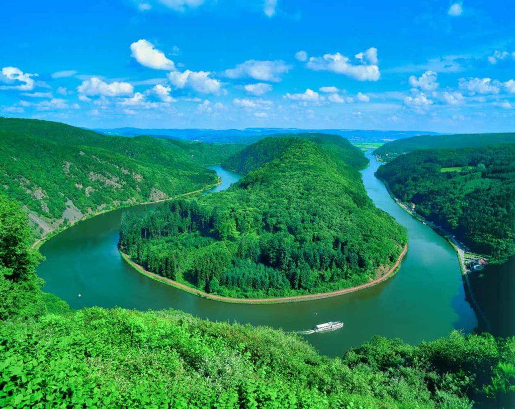 Sechs deutsche Flusslandschaften entdecken 36